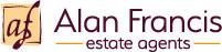 Alan Francis Mobile Logo