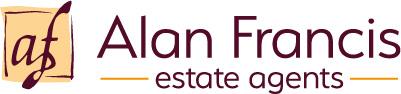 Alan Francis Mobile Retina Logo
