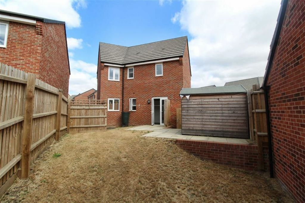 Skimmer Close, Dragonfly Meadows, Northampton, NN4