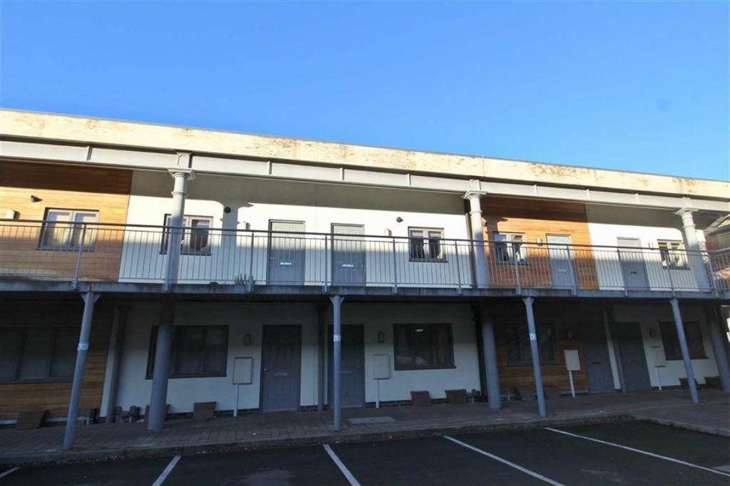Triangle Building, Wolverton, Milton Keynes, Bucks, MK12